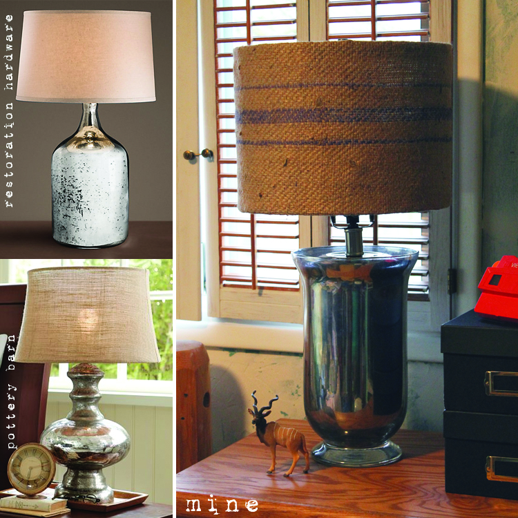 Pottery Barn Furniture Repair Kit: Knock-Off Projects {week 3}