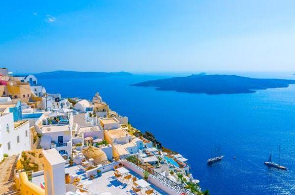 Pulau Santorini Pulau Terindah di Dunia Yang Wajib Anda kunjungi