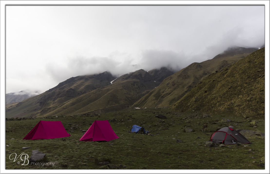 Camping at Ranikanda , Day 1