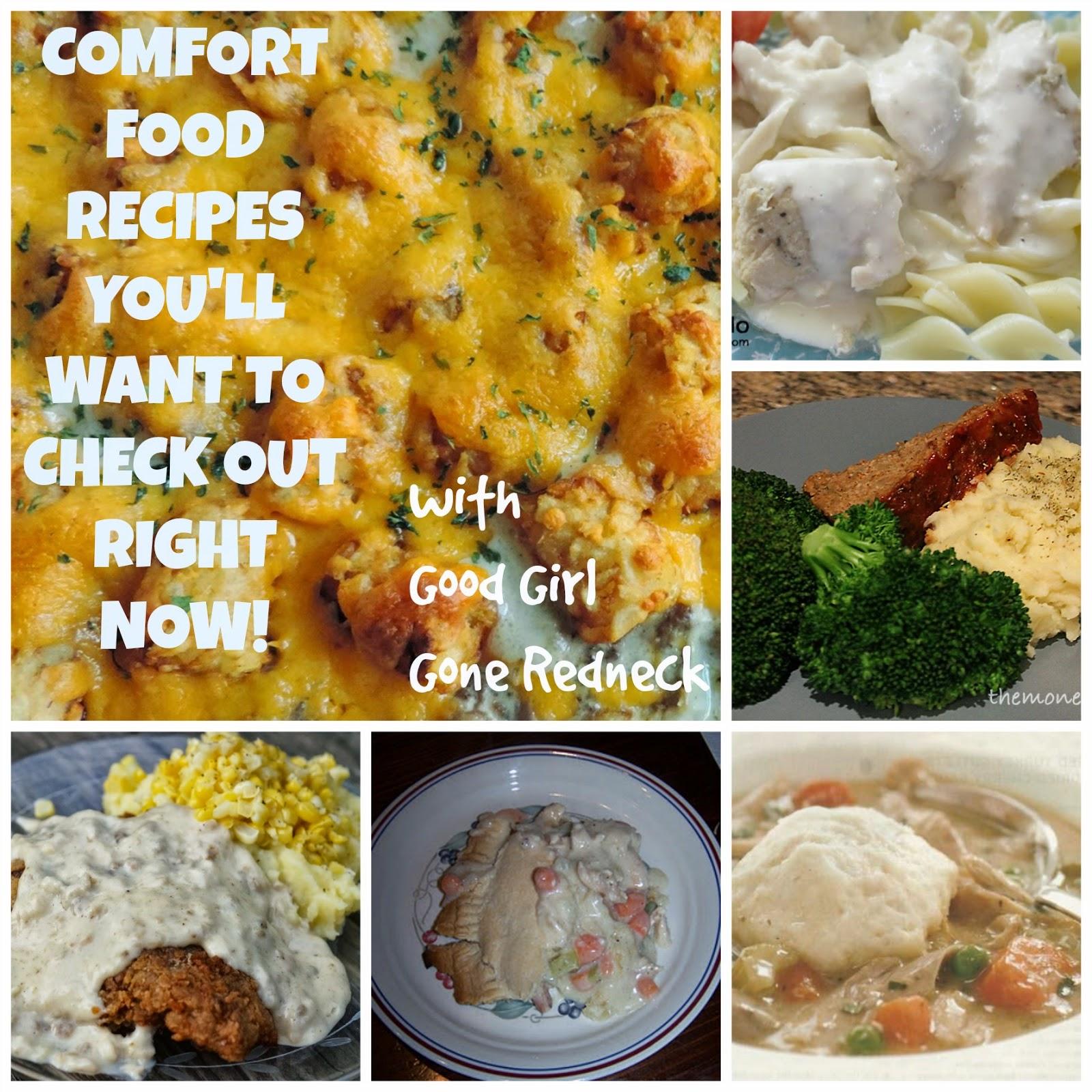 Good Girl Gone Redneck Recipes