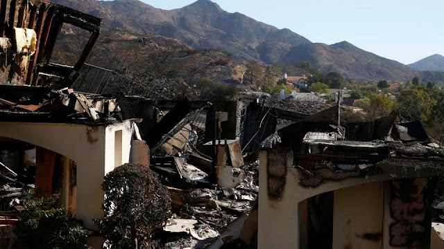 Celebrities Who Lost Their Homes To The Tragic California Wildfires