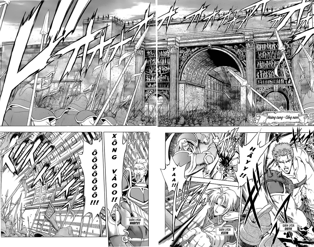 Fire Emblem - Hasha no Tsurugi chap 030 trang 5