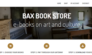 Bax Book Store