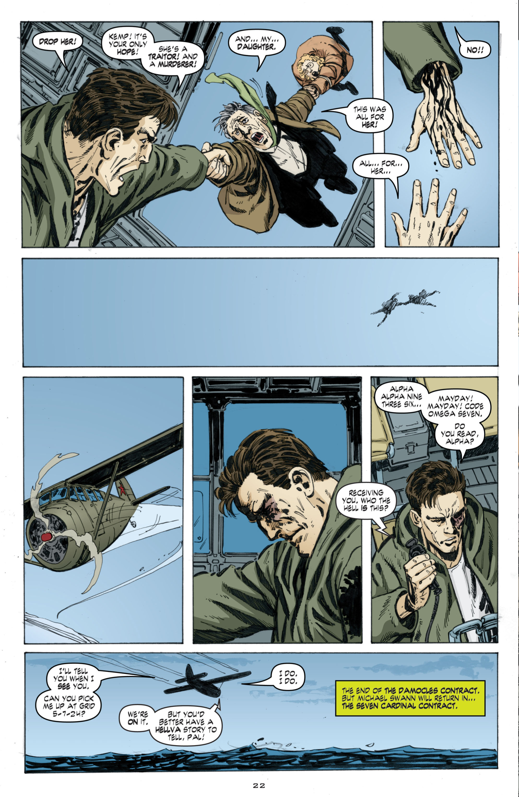 Read online Cold War comic -  Issue # TPB - 106