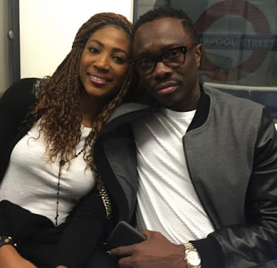 """He is doing well"" Julius Agwu's wife clears the air on his health status, thanks friends and fans for their support"