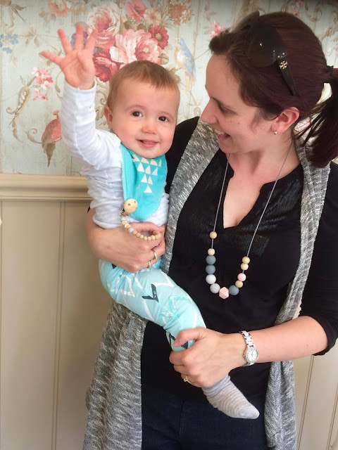 Mummy beads - safe, non-toxic jewellery | Almost Posh