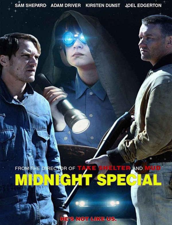 MIDNIGHT SPECIAL (2016) เด็กชายพลังเหนือโลก [MASTER][1080P HQ]