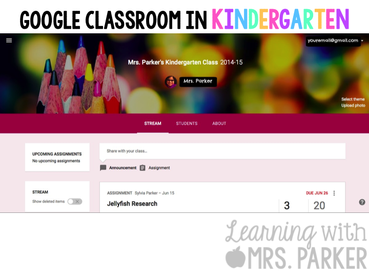 how to create assignments on google classroom