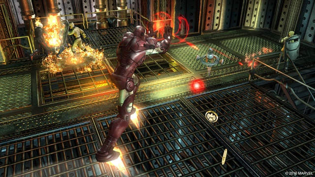 Marvel: Ultimate Alliance PC Full