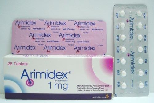سعر أقراص أريميدكس Arimidex لعلاج سرطان الثدى