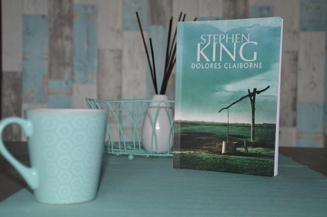 #Wakacje z książką: Dolores Claiborne, Stephen King