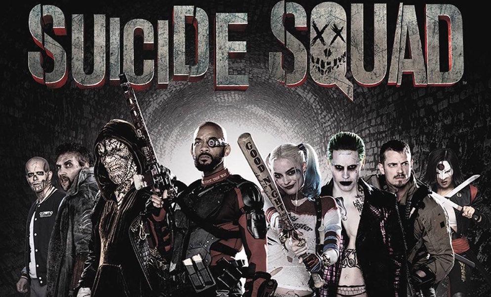 Suicide Squad Movie Costumes