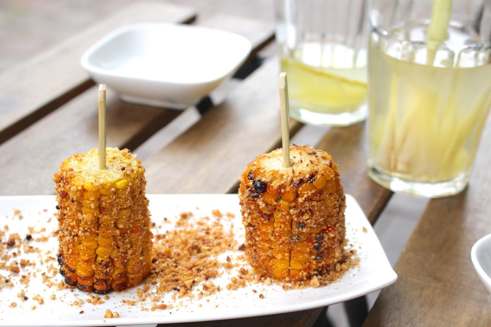 Bắp nướng Bún Antwerp sweetcorn