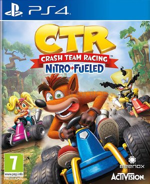 Crash Team Racing Nitro Fueled Arabic