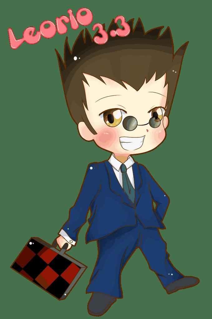 Manga Anime Mania Chibi Character Hunter X Hunter