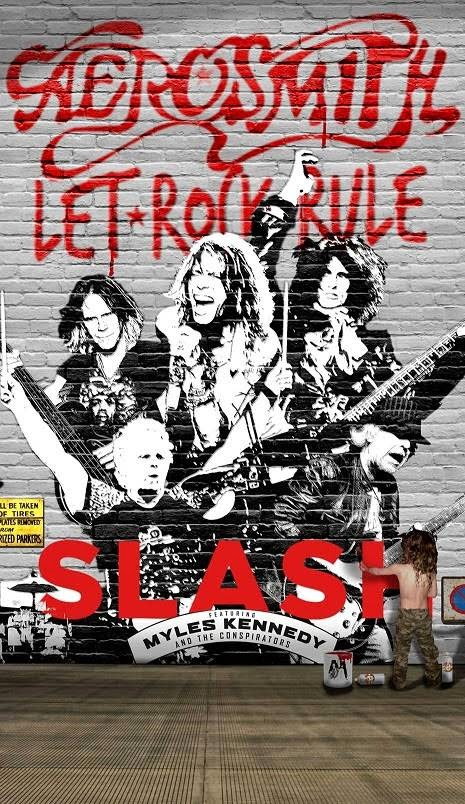 Let Rule Rock slash aerosmith
