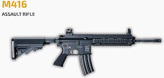 jenis Senjata PUBG Mobile Paling Mematikan