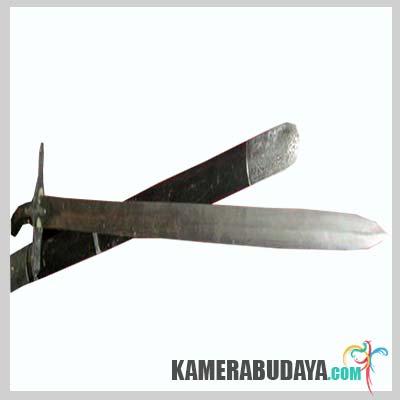 Pedang Jambi, Senjata Tradisional Dari Jambi