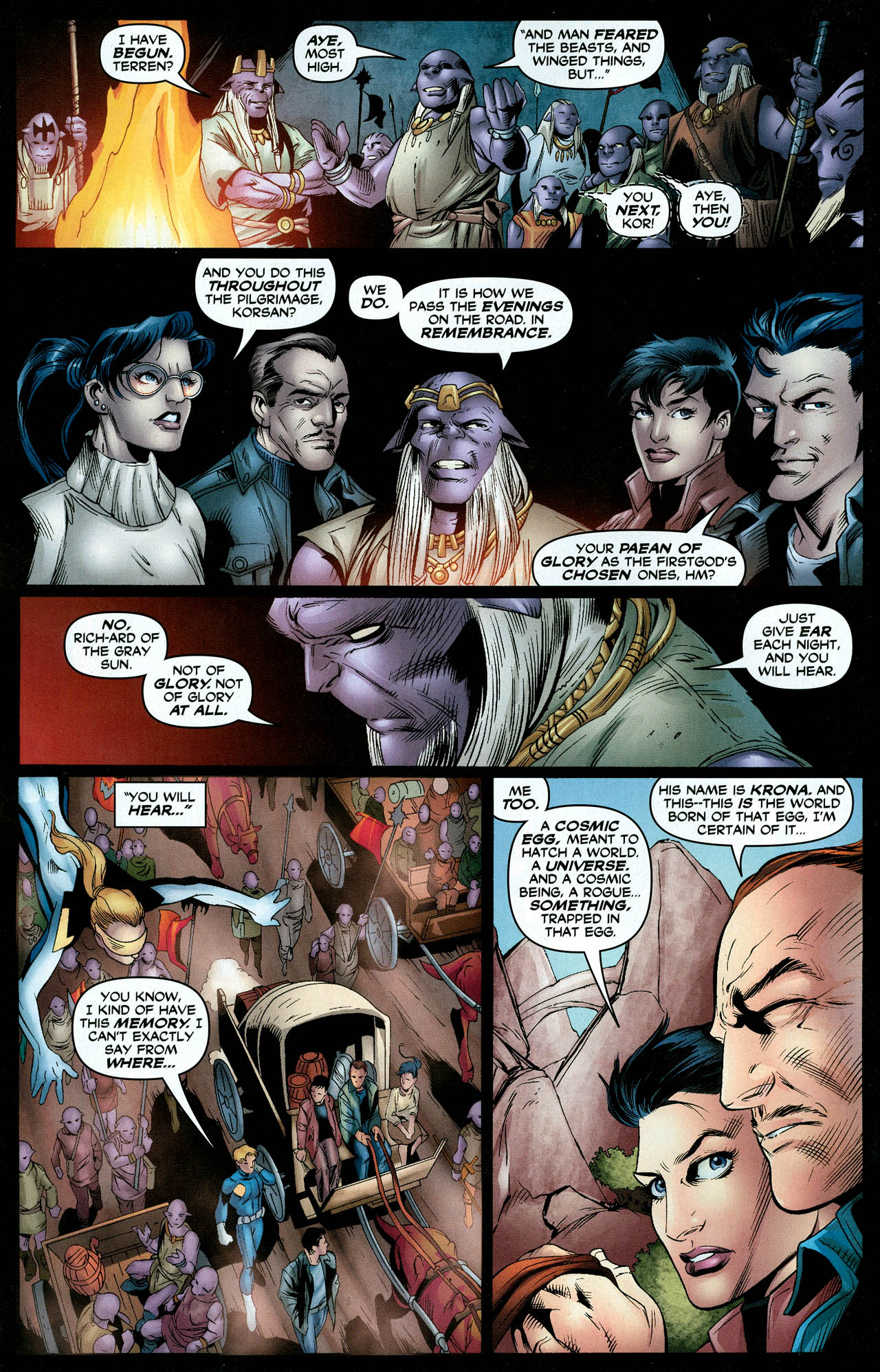Read online Trinity (2008) comic -  Issue #30 - 6