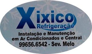 XIXICO REFRIGERAÇÃO - INSTALAÇÃO E MANUTENÇÃO EM AR CONDICIONADO E CENTRAL