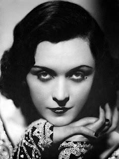 Pola Negri i jej czerwone paznokcie!
