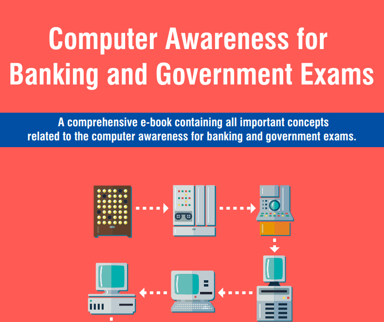 Computer Awareness Capsule for SSC, Bank etc Exams in PDF - QMaths