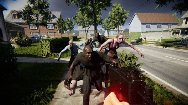 Dead Purge : Outbreak