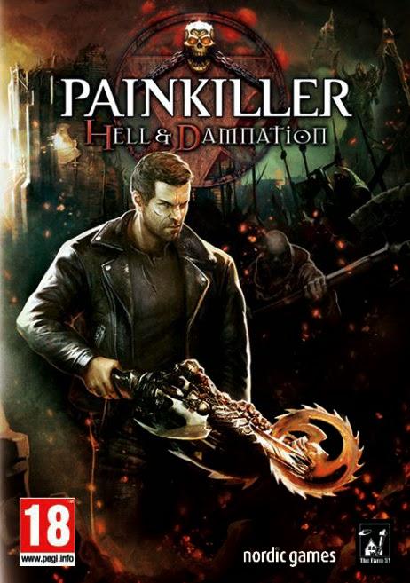 Cover Caratula Painkiller Hell & Damnation Full PC ESPAÑOL
