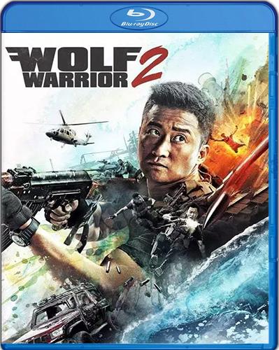 Wolf Warrior 2 [2018] [BD25] [Latino]