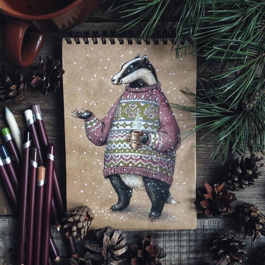 06-Badger-Lia-Selina-www-designstack-co