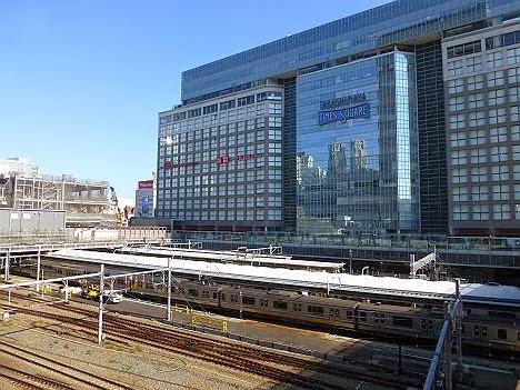 E217系@新宿駅