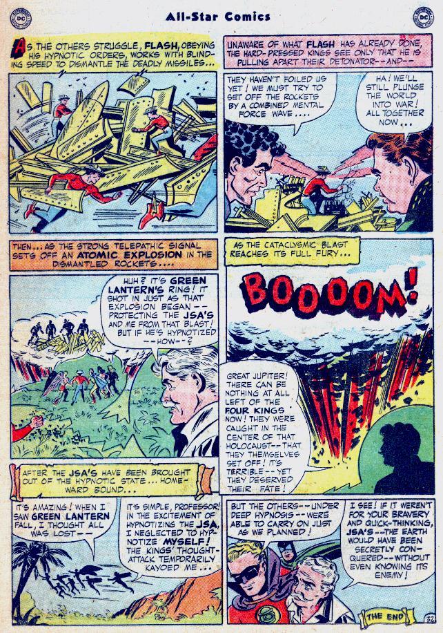 Read online All-Star Comics comic -  Issue #52 - 36