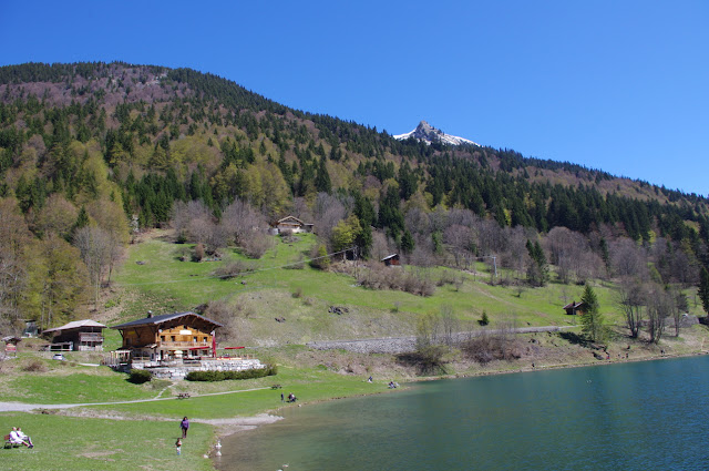 Jezioro Montriond