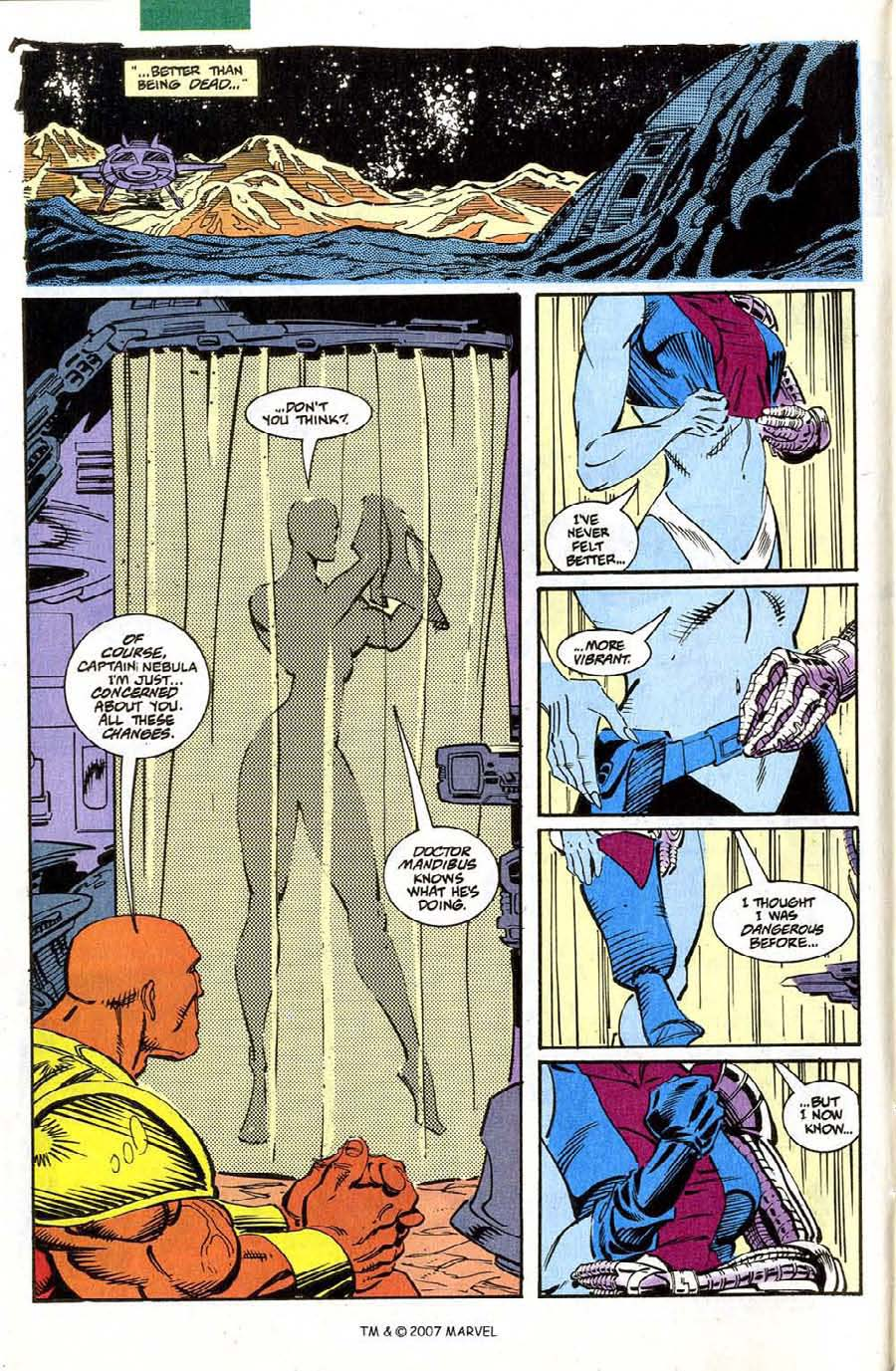 Read online Silver Surfer (1987) comic -  Issue #73 - 10