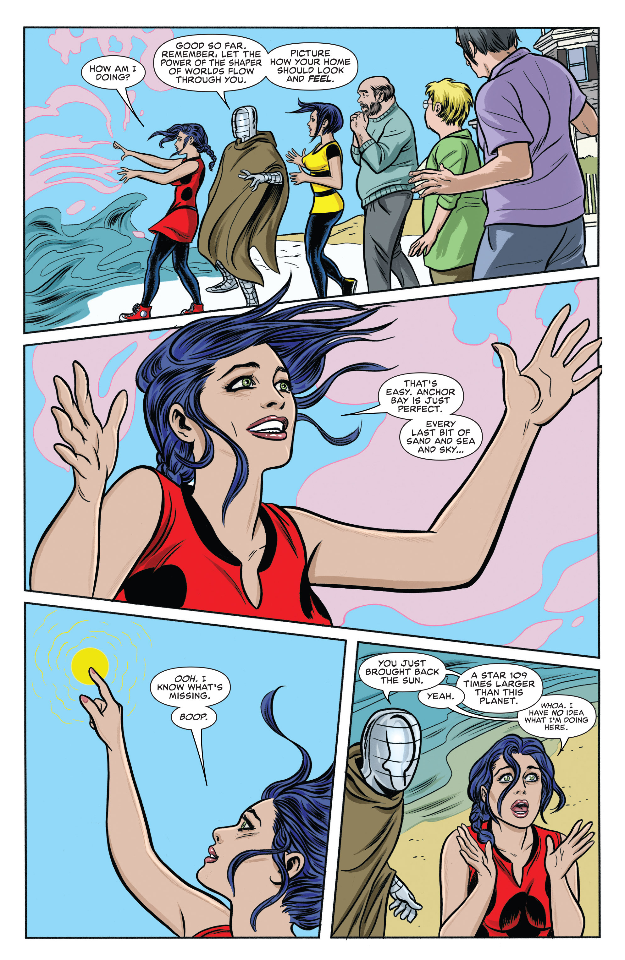 Read online Silver Surfer (2014) comic -  Issue #14 - 9