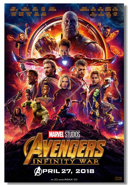 Avengers: Infinity War (2018) BluRay Hindi DTS Dual Audio