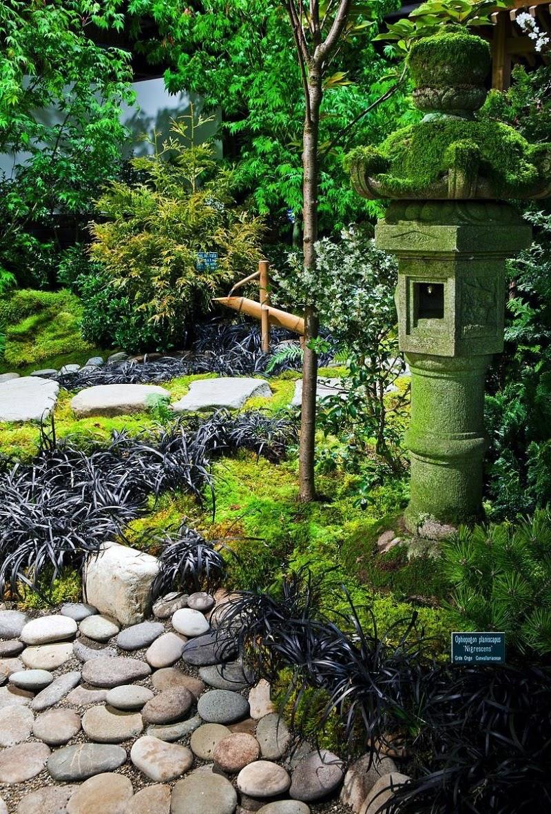wall art Tipos de Jardim Japonês
