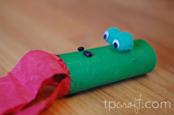 Dragon Toilet Roll Craft Preschool Crafts For Kids
