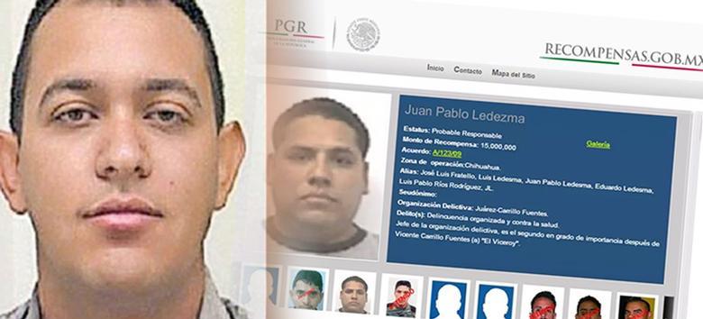 "Va El FBI por la 'cabeza' de El ""80"" y El ""JL""capos chihuahuenses de ""la Línea"""