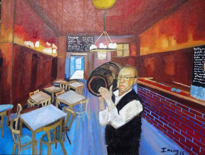 Немецкий художник. Henry Beer