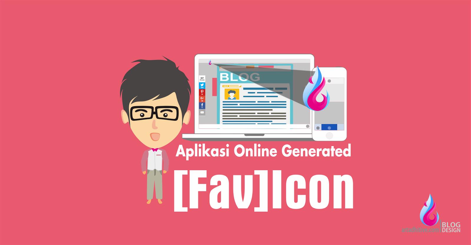 Aplikasi Online Favicon