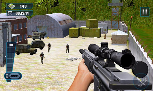 Sniper: Elite Killer v1.6 Mod Apk (Unlimited Ammo/Cash/No Reload)