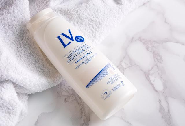 LV Мицеллярная вода для очищения кожи и снятия макияжа