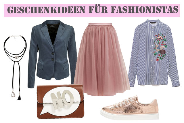 Gift Guide Fashion