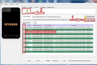 Cara Instal Ulang Polytron T7800 Cosmica Via Sp Flashtool