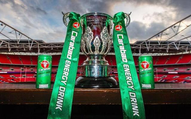 Carabao dará nombre a la Copa de la Liga Inglesa