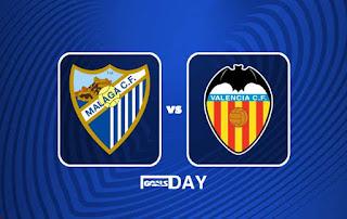 Malaga vs Valencia – Highlights
