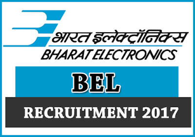BEL Recruitment 2017 - 192 Vacancies for Deputy Engineers