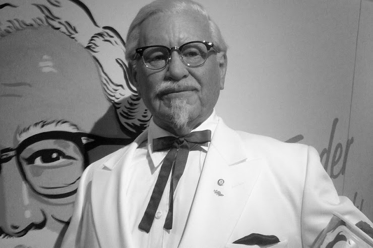 Harland Sanders, fundador de KFC