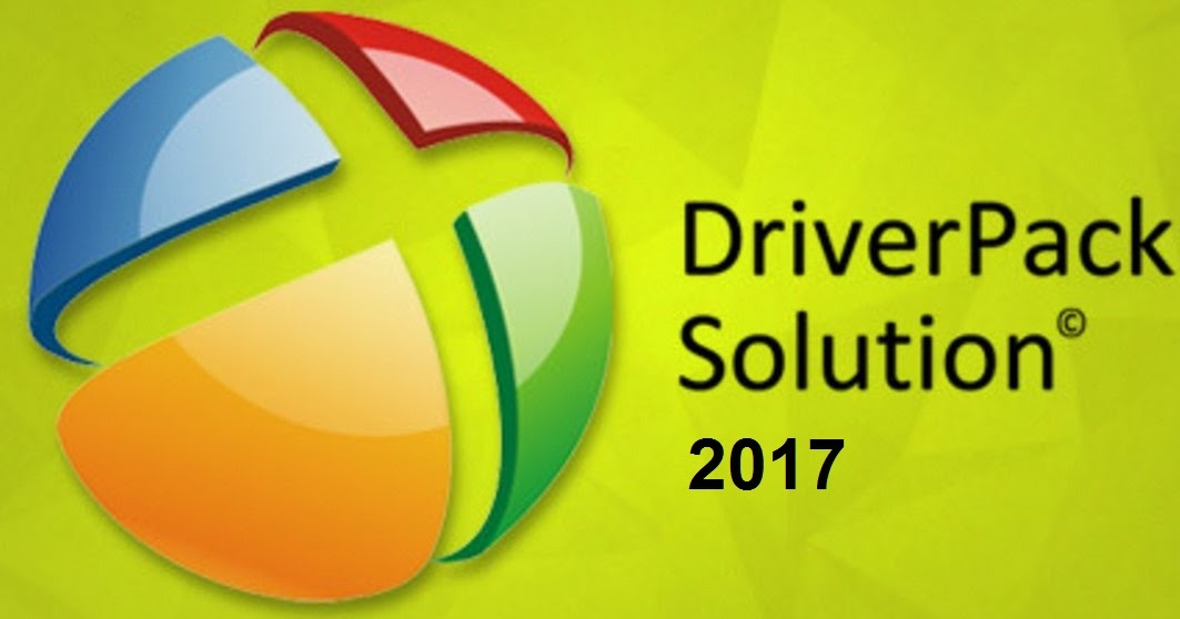 Download DriverPack Solution 2017 Free ISO For Windows